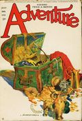 Adventure (1910-1971 Ridgway/Butterick/Popular) Pulp Jul 18 1918