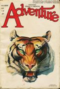 Adventure (1910-1971 Ridgway/Butterick/Popular) Pulp Oct 3 1918
