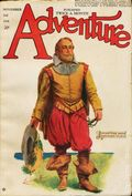 Adventure (1910-1971 Ridgway/Butterick/Popular) Pulp Nov 3 1918