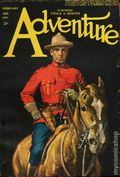 Adventure (1910-1971 Ridgway/Butterick/Popular) Pulp Feb 18 1919