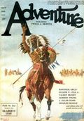 Adventure (1910-1971 Ridgway/Butterick/Popular) Pulp Vol. 21 #4