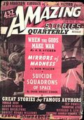 Amazing Stories Quarterly Reissue (1940-1951 Ziff-Davis) Collected Pulp 1941SPRING