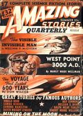 Amazing Stories Quarterly (1940-1943 Ziff-Davis) 2nd Series Vol. 1 #3