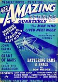 Amazing Stories Quarterly Reissue (1940-1951 Ziff-Davis) Collected Pulp 1941FALL
