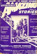 Amazing Stories Quarterly Reissue (1940-1951 Ziff-Davis) Collected Pulp 1942SPRING
