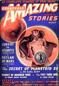 Amazing Stories Quarterly Reissue (1940-1951 Ziff-Davis) Collected Pulp 1942SUMMER