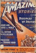 Amazing Stories Quarterly (1940-1943 Ziff-Davis) Pulp 2nd Series Vol. 2 #4