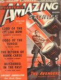 Amazing Stories Quarterly Reissue (1940-1951 Ziff-Davis) Collected Pulp 1942WINTER