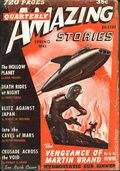 Amazing Stories Quarterly Reissue (1940-1951 Ziff-Davis) Collected Pulp 1943SPRING