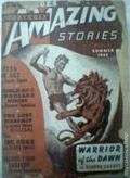 Amazing Stories Quarterly Reissue (1940-1951 Ziff-Davis) Collected Pulp 1943SUMMER
