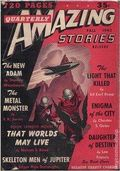 Amazing Stories Quarterly Reissue (1940-1951 Ziff-Davis) Collected Pulp 1943FALL