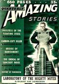 Amazing Stories Quarterly Reissue (1940-1951 Ziff-Davis) Collected Pulp 1943WINTER