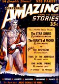 Amazing Stories Quarterly Reissue (1940-1951 Ziff-Davis) Collected Pulp 1948SPRING