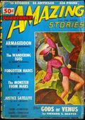Amazing Stories Quarterly Reissue (1940-1951 Ziff-Davis) Collected Pulp 1948FALL