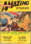Amazing Stories Quarterly Reissue (1940-1951 Ziff-Davis) Collected Pulp 1951SPRING