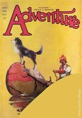 Adventure (1910-1971 Ridgway/Butterick/Popular) Pulp Jul 18 1919