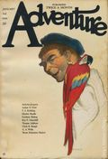 Adventure (1910-1971 Ridgway/Butterick/Popular) Pulp Jan 3 1920