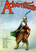 Adventure (1910-1971 Ridgway/Butterick/Popular) Pulp Vol. 24 #4