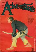 Adventure (1910-1971 Ridgway/Butterick/Popular) Pulp Vol. 24 #5