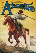 Adventure (1910-1971 Ridgway/Butterick/Popular) Pulp Vol. 25 #2