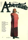 Adventure (1910-1971 Ridgway/Butterick/Popular) Pulp Jul 18 1920
