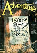 Adventure (1910-1971 Ridgway/Butterick/Popular) Pulp Aug 3 1920