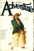 Adventure (1910-1971 Ridgway/Butterick/Popular) Pulp Jan 3 1921