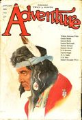 Adventure (1910-1971 Ridgway/Butterick/Popular) Pulp Jan 18 1921