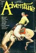 Adventure (1910-1971 Ridgway/Butterick/Popular) Pulp Mar 18 1921