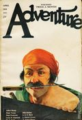 Adventure (1910-1971 Ridgway/Butterick/Popular) Pulp Apr 18 1921