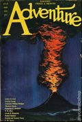 Adventure (1910-1971 Ridgway/Butterick/Popular) Pulp Jul 18 1921