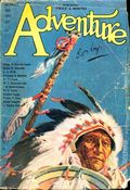 Adventure (1910-1971 Ridgway/Butterick/Popular) Pulp Aug 3 1921