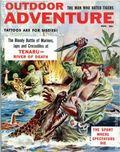 Outdoor Adventures (1955-1959 Outdoor Adventure Publications) Vol. 4 #3