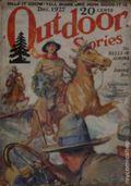 Outdoor Stories (1927-1928 Street & Smith) Pulp Vol. 1 #4