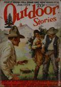 Outdoor Stories (1927-1928 Street & Smith) Pulp Vol. 1 #5