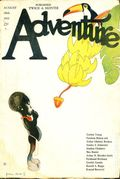 Adventure (1910-1971 Ridgway/Butterick/Popular) Pulp Aug 18 1921