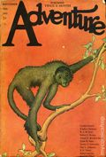 Adventure (1910-1971 Ridgway/Butterick/Popular) Pulp Sep 18 1921