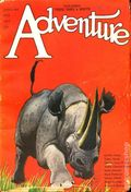 Adventure (1910-1971 Ridgway/Butterick/Popular) Pulp Vol. 32 #4