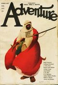 Adventure (1910-1971 Ridgway/Butterick/Popular) Pulp Vol. 33 #1