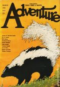 Adventure (1910-1971 Ridgway/Butterick/Popular) Pulp Vol. 33 #6