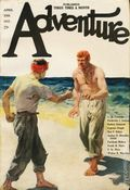 Adventure (1910-1971 Ridgway/Butterick/Popular) Pulp Vol. 34 #1