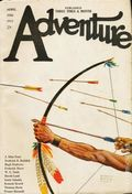 Adventure (1910-1971 Ridgway/Butterick/Popular) Pulp Vol. 34 #3