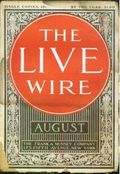 Live Wire (1908 Frank A. Munsey) Pulp Vol. 5 #2
