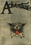 Adventure (1910-1971 Ridgway/Butterick/Popular) Pulp Aug 30 1922