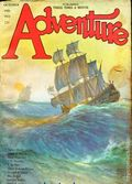 Adventure (1910-1971 Ridgway/Butterick/Popular) Pulp Vol. 37 #1
