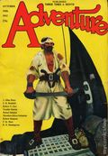 Adventure (1910-1971 Ridgway/Butterick/Popular) Pulp Oct 30 1922