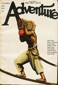 Adventure (1910-1971 Ridgway/Butterick/Popular) Pulp Vol. 37 #5