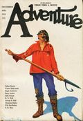 Adventure (1910-1971 Ridgway/Butterick/Popular) Pulp Vol. 38 #1
