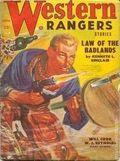 Western Ranger Stories (1953-1954 Popular) Pulp Vol. 2 #1