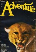 Adventure (1910-1971 Ridgway/Butterick/Popular) Pulp Jan 10 1923
